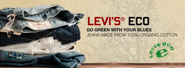 ¡Levi's lanza una colección más sustentable!